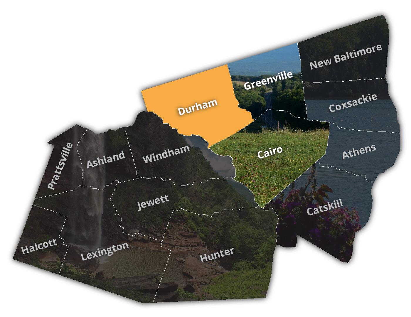 Durham in Greene County